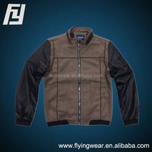 Custom Active Spring Outdoor Outwear Jacket for Men
