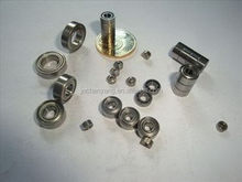 Top quality Best-Selling 3mm bore miniature flanged ball bearing