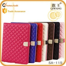 Kroean new stylish tablet case for ipad 5 air cute for ipad case leather
