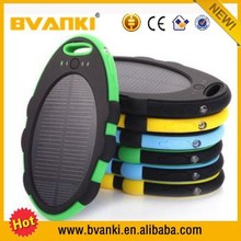 best selling products solar power bank ,waterproof power bank 5000mAh for laptop/mobile phone/ipad mini