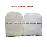 2013 ALVA Washbale and Reusable Diaper Bamboo Booster , Bamboo Product , Bamboo Fabric