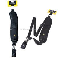 Caden Quick Release Dual-Strap Belt Shoulder Sling Neck Strap Shoulder Straps