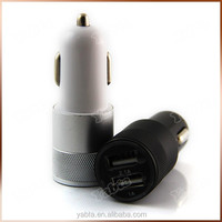 2015 Cigarette Lighter Quick Charge Samaung Power Bettery Dual USB Car Charger Adapter 3.1A Charger