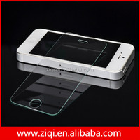 Hot mobile phone use tempered glass screen protector film for smart
