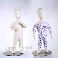 full body flexible foam female wire mannequin