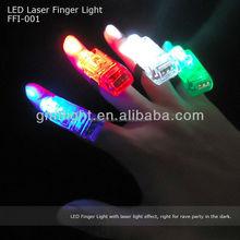 Holloween decoration LED Finger Lights Ring