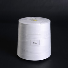 100% polyester bag closing thread 20/7 recycled