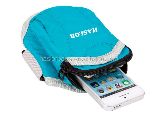 Fashion Outdoor Running Arm Bag For Mobile Phone