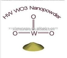 Electrochromic Material Nano Tungsten Trioxide Particles