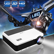 Cheap Projector With TV Tuner 3d Mobile Phone Theater Education 1080P Projector