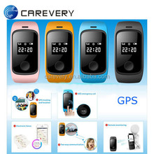 Hot selling waterproof gps kids tracking gps watch for kids/children
