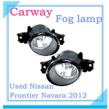 High quality car body kit for Nissan Navara parts 2012 fog light