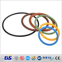 High quality and low price oem elastic rubber o rings