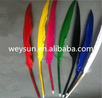 1000pcs Popular goose quill pen for girls DHL Freeshipping