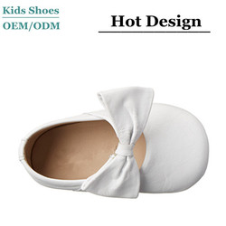 Best selling wholesale oem baby wrestling shoes with bow