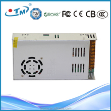 China manufacture 360w power supply 12v 30a transformer 24vdc to 5vdc converter