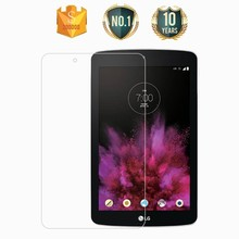 Hottest New Product For LG G Pad F7.0 Tablet Ultra Clear Japanese 4H Material Bubble Free Screen Protector /Protective Film OEM
