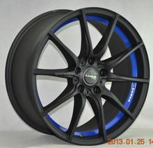 aluminium alloy wheel 18 inch 5x114.3 wheel rim 5x108 sport rim for sale