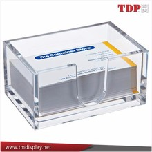 Business Card Storage Box/namecard holder/business card box