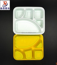 pp plastic disposable microwave container for food