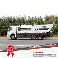 CTB3500 Asphalt and gravel distributor truck