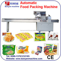 Shanghai manufacturers Automatic Horizontal Packaging Machinery for Biscuit0086-18516303932