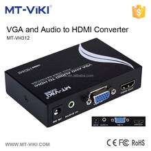 MT-VIKI vga+audio to hdmi signal converter with multiply signal MT-VH312