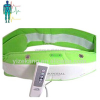 Strong vibrating weight loss belt / fat burning vibration belt / belly fat reducing belt