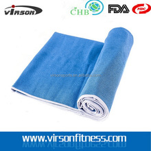 Popular top sell disposable yoga towels mat