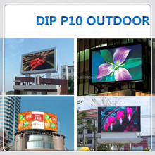2015 Shenzhen video led Advertising outdoor p6,p10,p12,p16,p20 p10 full color led display panel price