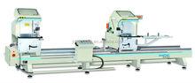 Aluminum-PVC Profiles Double Head Cutting Saw / Digital Display Double head Precision Cutting LJZ2X-500X4200 CE CERTIFICATION