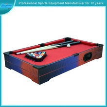 Wonderful entertainment mini billiard table