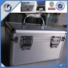 MLD-FAC143 Portable Professional High-quality Total Aluminum Emergency Case for Surgery