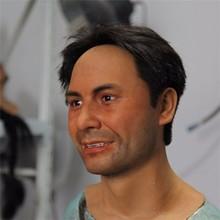 custom figure man and woman sculpture