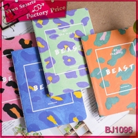 latest Korea stationery items ,top quality Office school design b5 size note book,cute cheap paper notebooks for girls