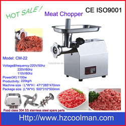 CM-22 best price electric meat chopper with CE