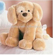 Spunky musical puppy dog plush toys
