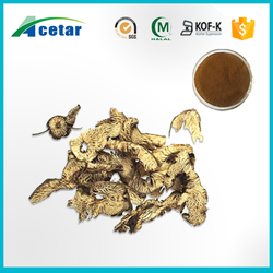 Alibaba Trade Assurance of black cohosh herbs extract powder for sale