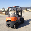 used toyota forklift 3ton capacity isuzu engine made in china for sale