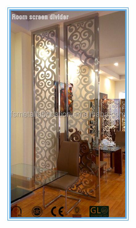 Foshan laser cut d coration int rieur crans de la salle for Produit decoration interieur