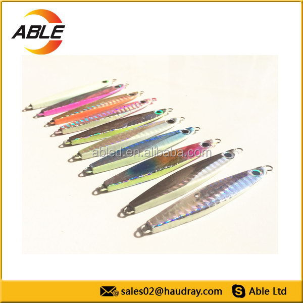 High Tensile Strength Best Selling Fishing Lure Jigging ...
