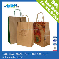 kraft paper bags wholesale / alibaba china manufacturer china supplier shopping bag new products 2014 kraft paper bags wholesa