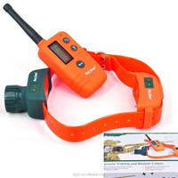 500m Hunter Beeper Dog Trainer - LCD Electric Remote Dog Training Collar