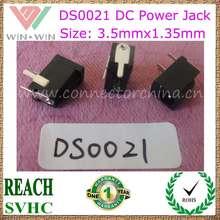 Fantastic 1.35mm DS0021 computer dc power jack