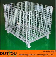 Welded Wire Mesh Security Cage