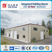 strong steel hanger portable air conditioner workshopsteel structure warehouse