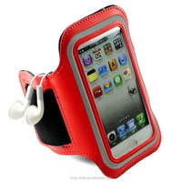 5G 5C Mesh Breathing Holes Arm Band Running SPORT GYM Armband Case for iPhone 5 5S iphone5C Jogging Mobile Phone Bags Cover
