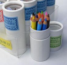 Color hot sale pen paper tube for gift packaging