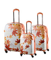 new model bag trolley PP PC trolley luggage travel luggage suitcase luggage cover 3 size-- PPL05-PC