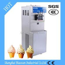 Shanghai fry ice cream machine
